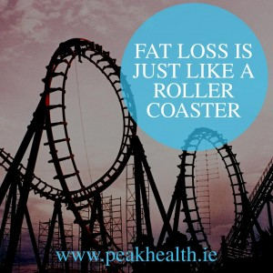 Fat Loss Rollercoaster